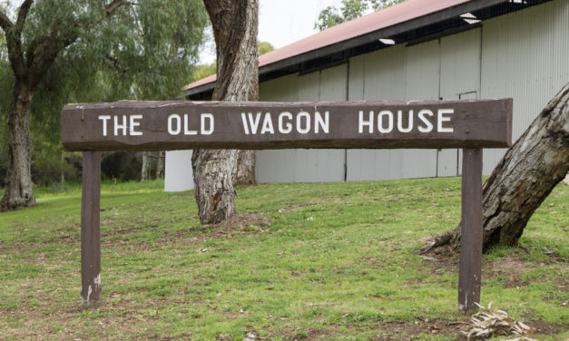 Wagon House Museum