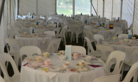 Annual High Tea