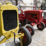 Vintage and Market Garden Machinery Day with Patchwork in the Park