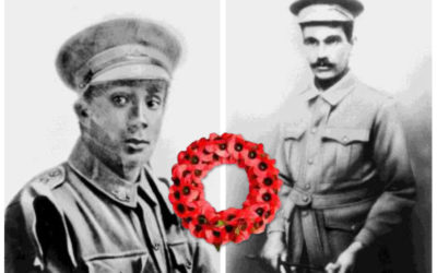 Indigenous Bravery Awards in WWI