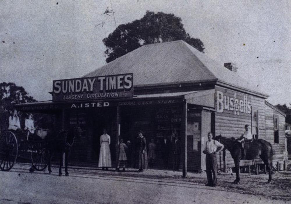 History of Hamilton Hill