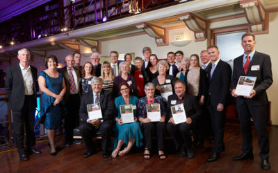 Historical Society commended at the 2015 WA Heritage Award