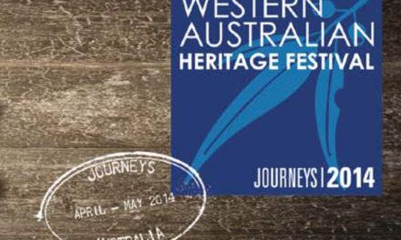 WA Heritage Festival 2014