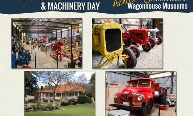 Heritage Vehicle & Machinery Day