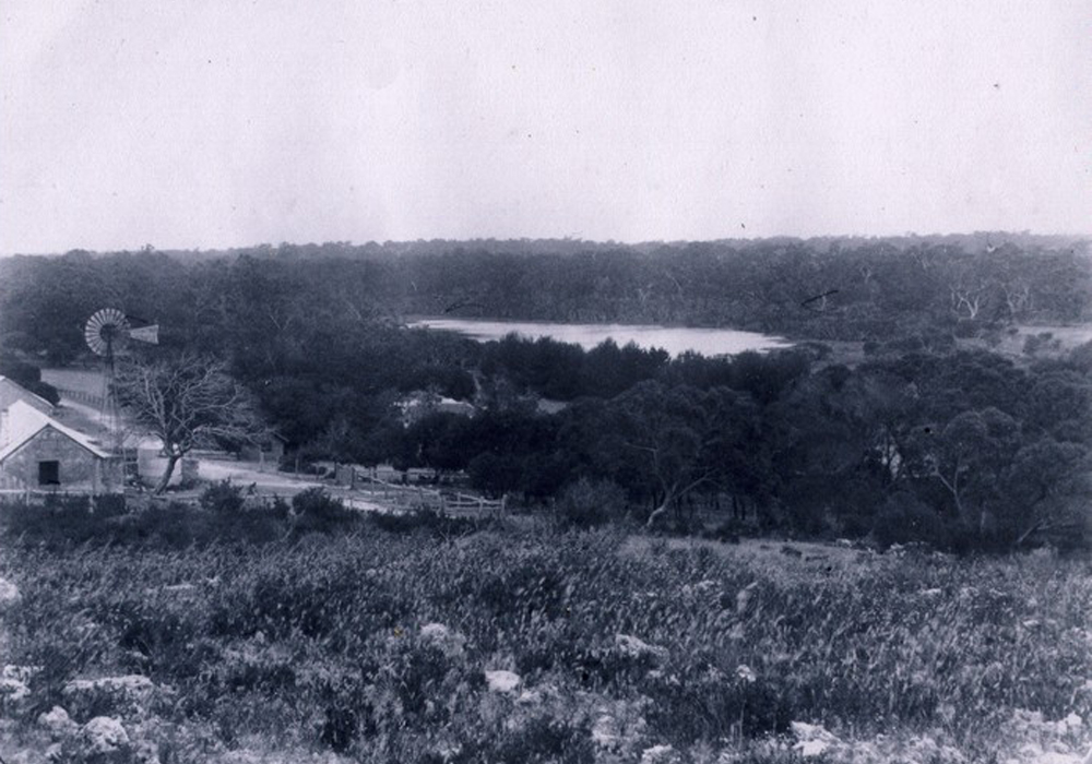 History of North Lake
