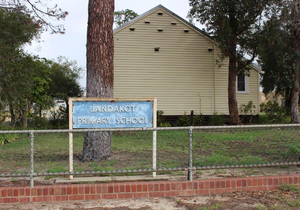 Cockburn to manage old Jandakot Primary School site
