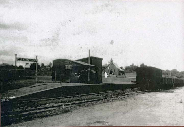Spearwood Railway Station