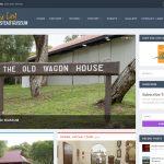Azelia Ley Museum website has had a facelift
